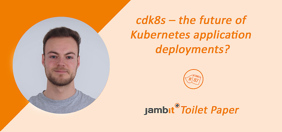 cdk8s – the future of Kubernetes application deployments?