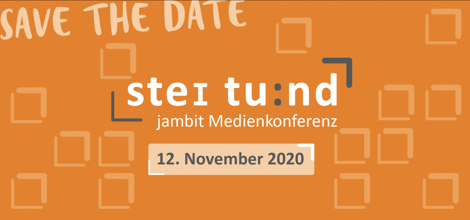 Stay Tuned – Die jambit Medienkonferenz