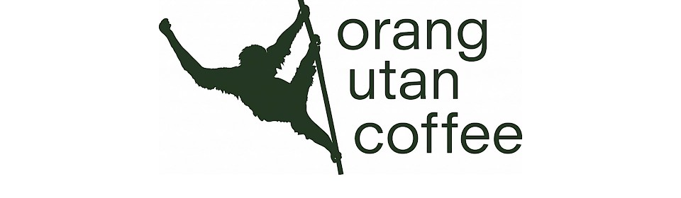 Oran Utan Coffee Project Logo