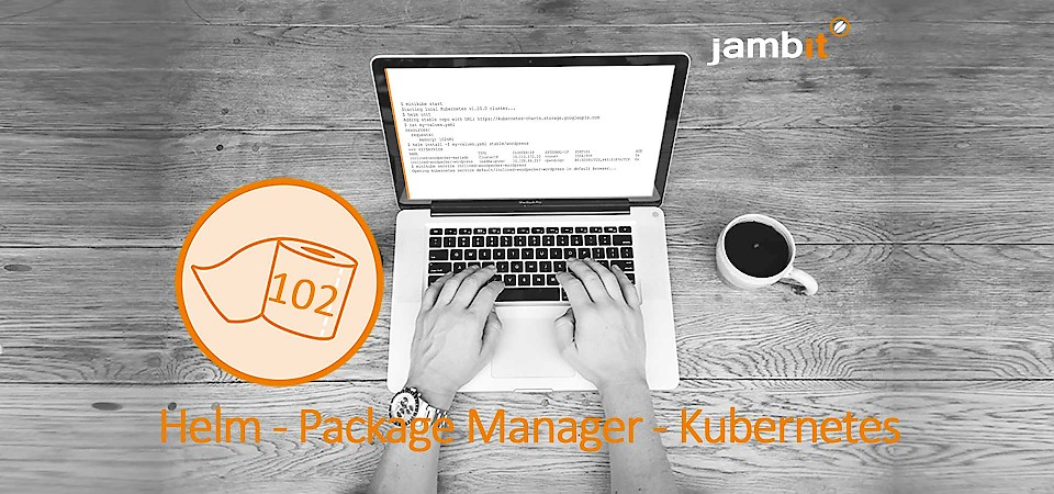 Helm, the package manager for Kubernetes | jambit GmbH