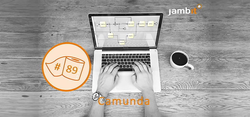 Integration of business processes made easy with Camunda | jambit GmbH