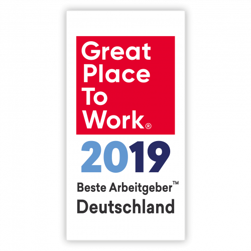 Great Place To Work® Deutschland 2019