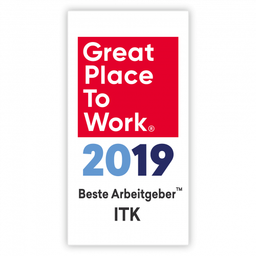 Great Place To Work® ITK 2019