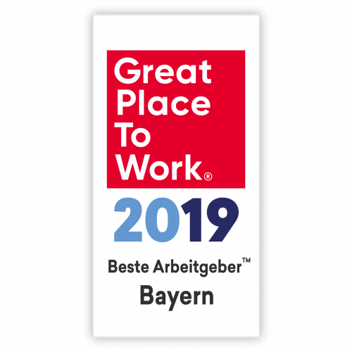 Great Place To Work® Bayern 2019