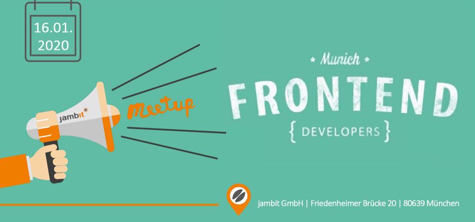 Munich Frontend Developers Meetup